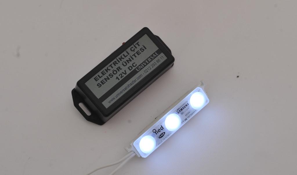 Elektrikli Çit Gece Gündüz Sensörü