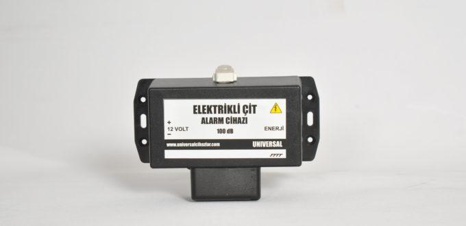 Elektrikli Çit Alarm Cihazı